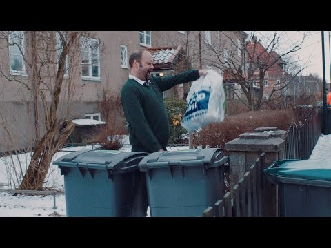 Youtube preview av filmen Alt brennes når det kommer inn på anlegget uansett