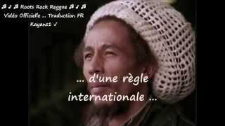 """Bob Marley """"war"""" traduction FR"""