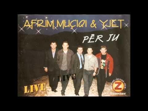Afrim Muçiqi & Yjet POTPURI DASMASH LIVE 1 (Official Audio)