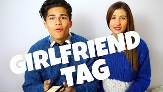 GIRLFRIEND TAG | Alex Aiono & Meg Deangelis