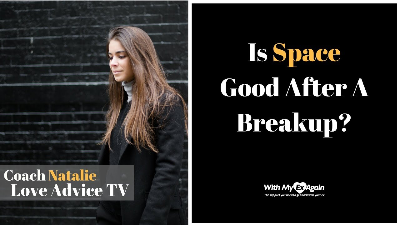 How Important Is Space After A Breakup