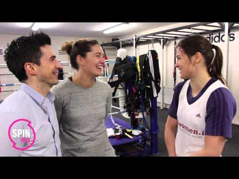 KATIE TAYLOR INTERVIEW
