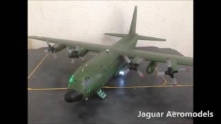 """Video C-130 """"Hercules"""" FUERZA AEREA MEXICANA 1/48 con iluminación y motores electricos download MP3, 3GP, MP4, WEBM, AVI, FLV Agustus 2018"""