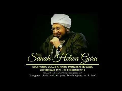 Engkaulah Habibana Sholawat Sedih Habib Munzir Al Musawa