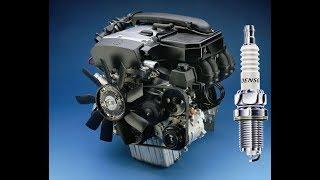 'Детальная' замена свечей зажигания двигателя m111 (на W202)
