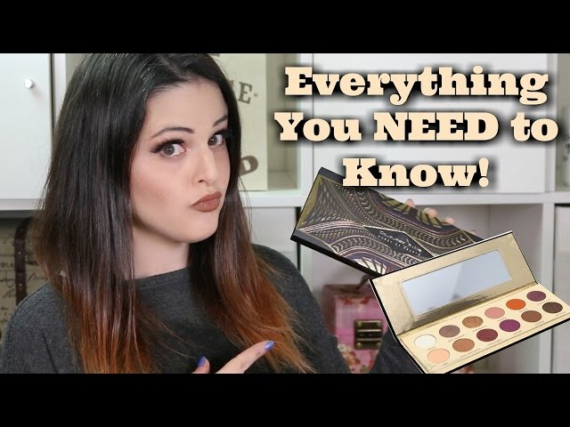 Coloured Raine - Queen of Hearts Palette FULL REVIEW! EVERYTHING You Need To Know   Jen Luvs Reviews