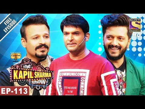 Thumbnail: The Kapil Sharma Show - दी कपिल शर्मा शो - Ep -113-Vivek and Riteish In Kapil's Show-11th Jun, 2017