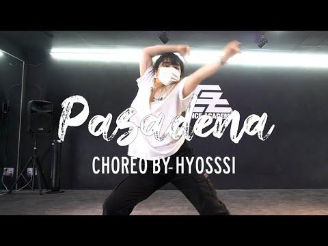 [동탄댄스학원] CHOREOGRAPHY 코레오그래피 | pasadena - tinashe