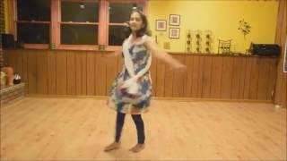Six Step Dodhiyu (Two Hinch Steps Variation) with Vidya Nahar