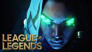 League of Legends - Official Cinematic Announcement Trailer | Senna