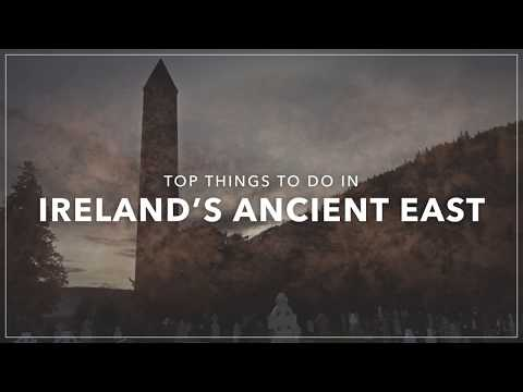 Tourism Ireland showcase Ancient East in new video
