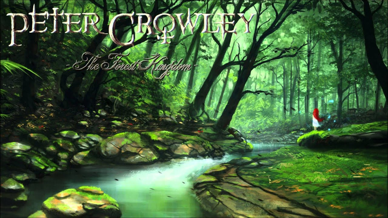 celtic forest music the forest kingdom peter crowley fantasy