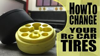 Driftalicious - How to change Rc car tires (with the MST Drift Tire Remover)