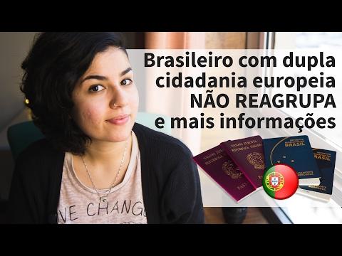 Brasileiros com dupla cidadania e familiares de cidadãos europeus em Portugal - Vida em Portugal #02