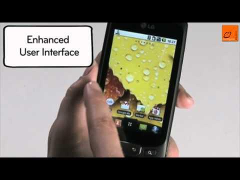LG Optimus One con Android 2.2: Precio y características