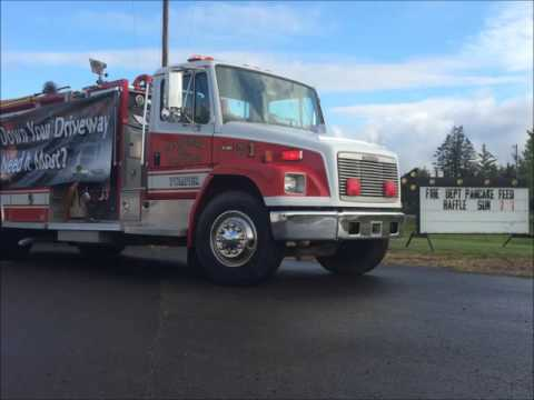 Town of Superior FD 55 Years of Service