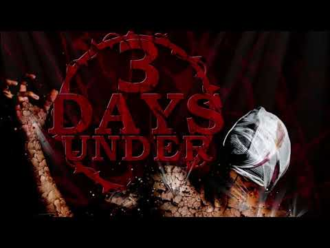 3 Days Under - God's Gonna Cut You Down [Official Lyric Video]