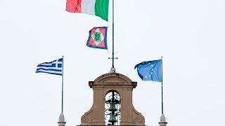 Incontro tra il Presidente Mattarella e il Presidente della Repubblica Ellenica Paulopulos