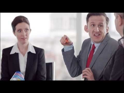 New HARIBO Starmix advert 2014 - Boardroom (HD version)