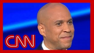 Cory Booker to Biden: You're dipping into the Kool-Aid and don't even know the flavor