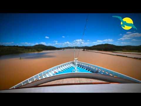 MS ARTANIA auf WELTKREUZFAHRT mit Höhepunkt Panama Kanal | Phoenix Reisen TV #64