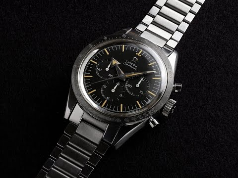 Story of an Icon: Omega Speedmaster Calibre 321 History