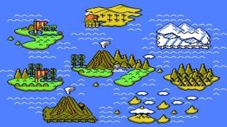 Adventure Island II (прохождение)ч1.