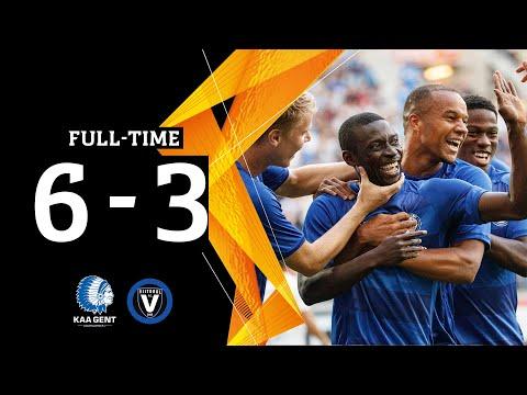 🎬 KAA GENT - FC VIITORUL: 6-3