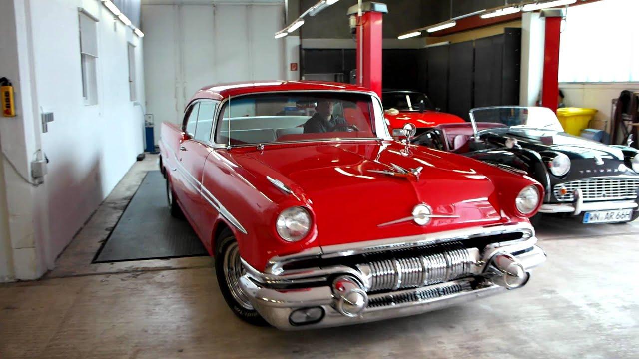 pontiac star chief 57 custom roll-out