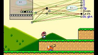 MarI/O - Machine Learning for Video Games(MarI/O is a program made of neural networks and genetic algorithms that kicks butt at Super Mario World. Source Code: http://pastebin.com/ZZmSNaHX