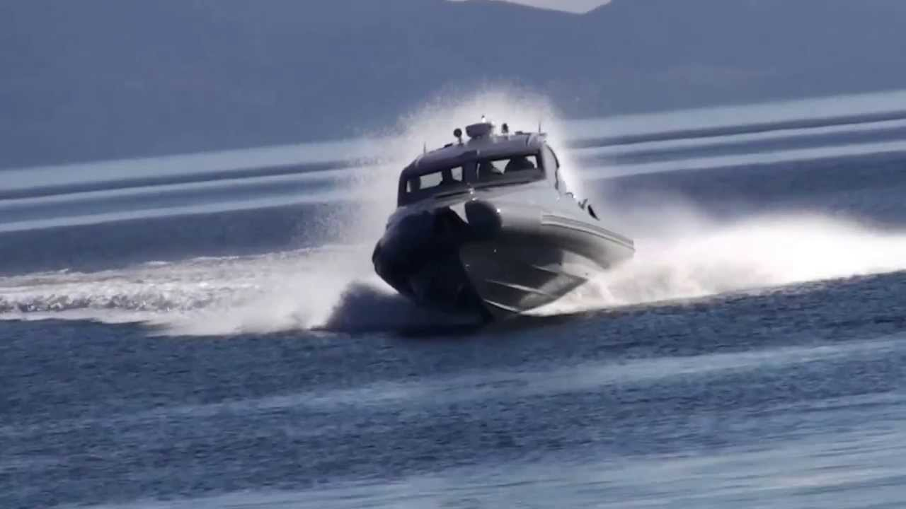 High Speed Motor Boat Youtube