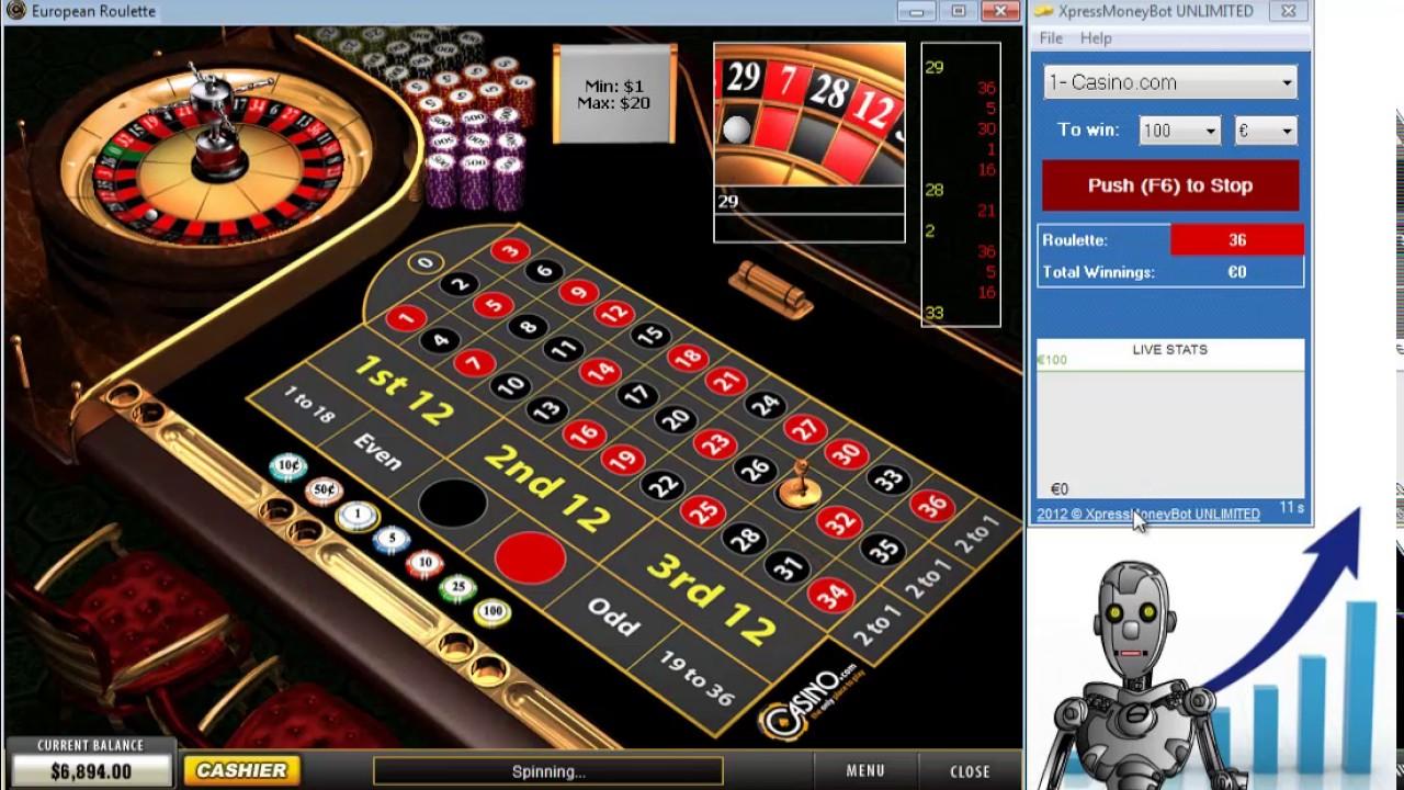 Online Casino Roulette Algorithmus