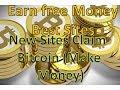 Make Money With ZERO Investment!!  Sites free BTC(MONEY)