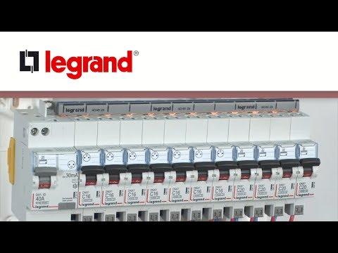 Bornes automatiques Legrand pour votre tableau électrique : branchez vos disjoncteurs simplement thumbnail