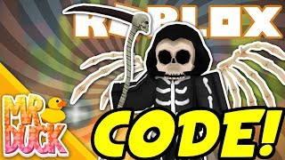 Roblox Island Royale - UPDATE! NEW CODE, BACK BLINGS, OG SCYTHE AND GRIM REAPER SHOP!
