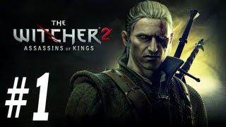 The Witcher 2 Enhanced Edition Walkthrough - PT. 1 - Tutorial Part 1