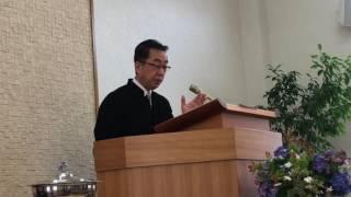 20160626 伝道月間説教