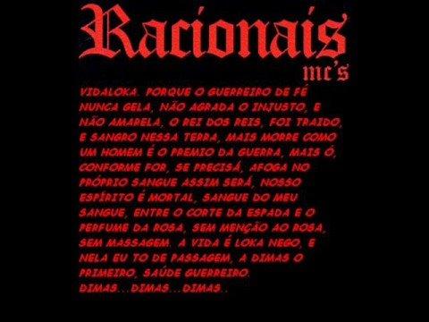 Racionais Mcs Vida Loka Parte 2 Instrumental Youtube
