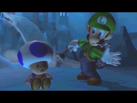 Luigi's Mansion: Dark Moon 100% Walkthrough Part 10 - Secret Mine D-1 & D-2 (3-Star Rank)