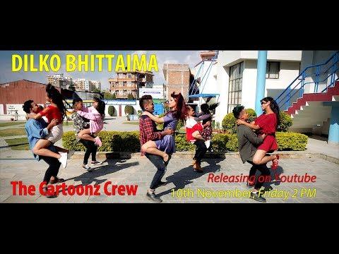 THE CARTOONZ CREW || DIL KO BHITTAIMA || Official Teaser