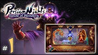 """PERSIAN NIGHTS: PIASKI PRZEZNACZENIA [PS4] #1 - """"Zły czarodziej, amulet i aptekarka"""""""