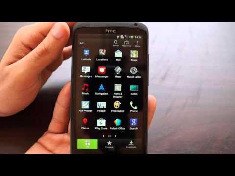 مراجعه للهاتف HTC One X من ناحية السوفت وير