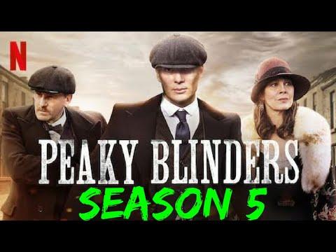 How to download peaky blinders season 5