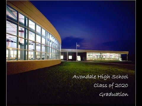 Avondale High School Graduation 2020 Ceremony