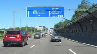 Norway: E6 Oslo - Gardermoen