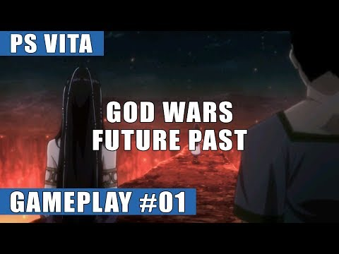 God Wars: Future Past PS Vita Walkthrough/Gameplay #1 (Chapter 1, Episode 1)