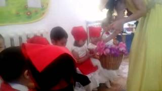 Шандалинова жанэль 3 года  осени бал детсад 22(1)