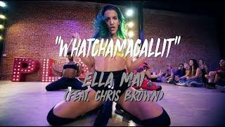 "Ella Mai (Feat. Chris Brown) - ""Whatchamacallit"" | Nicole Kirkland Choreography thumbnail"