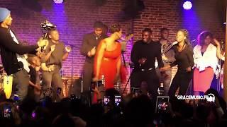 Amanda Malela - Hosana (Live Bruxelles)