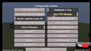 Como Configurar Optifine Minecraft 1.8/1.8.9